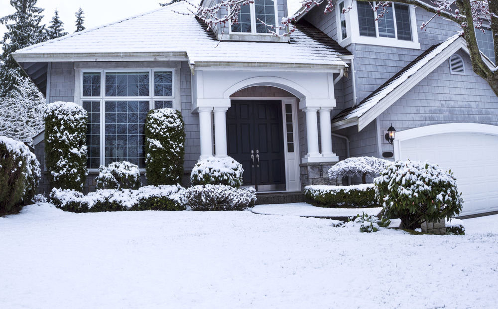 Winter Homeowners Insurance Claims