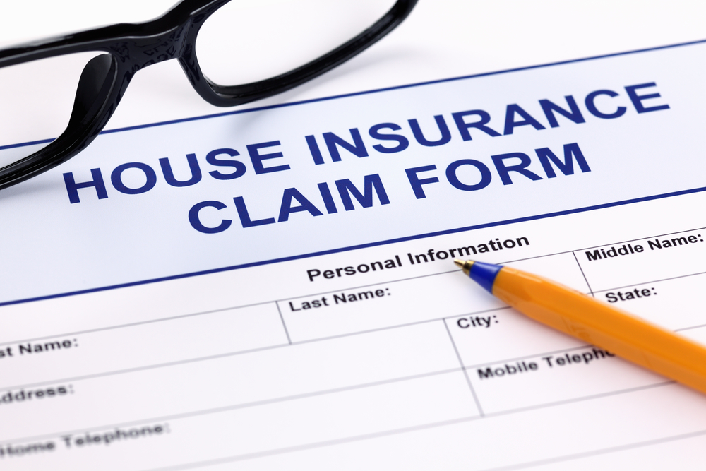 Should you ever not file a homeowners' insurance claim